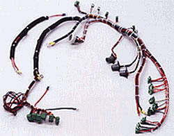 Wire-Harness-Red-Cable